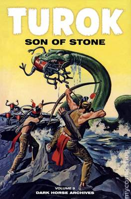 Turok Son of Stone (Hardcover) #9