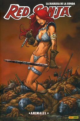 Red Sonja. La diablesa de la espada #4