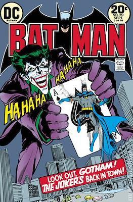 Batman Facsimile Edition (Comic Book) #251