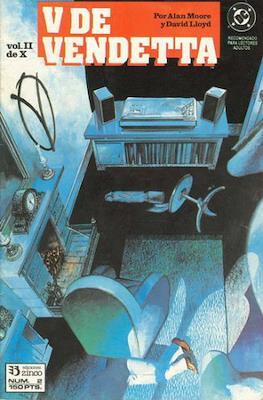 V de Vendetta (Grapa, 40 páginas (1990)) #2
