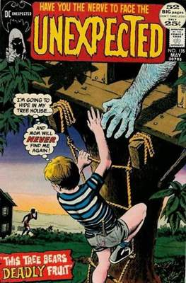 The Unexpected (Comic Book) #135