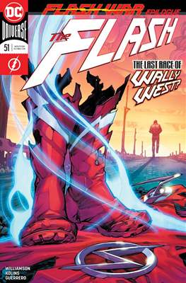 The Flash Vol. 5 (2016-2020) (Comic Book) #51