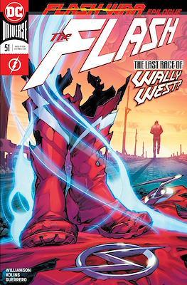 The Flash Vol. 5 (2016) (Comic-book) #51