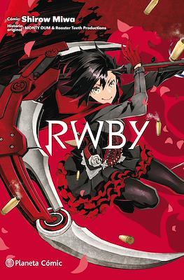 RWBY (Rústica con sobrecubierta) #