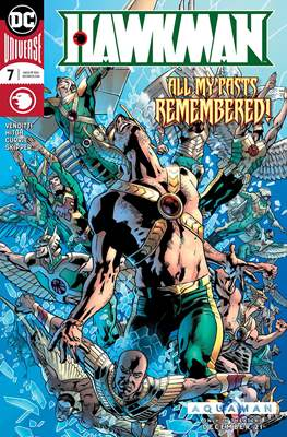Hawkman Vol. 5 (2018-) (Comic Book) #7