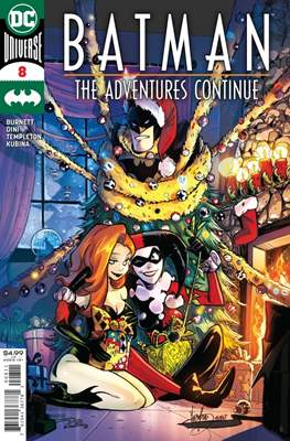 Batman: The Adventures Continue #8