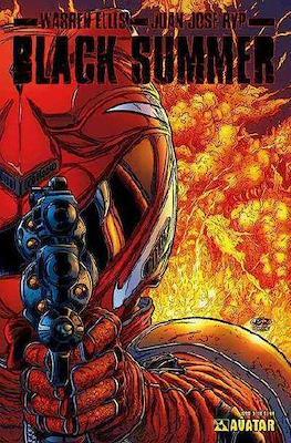 Black Summer (Comic-book) #2