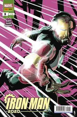 El Invencible Iron Man Vol. 2 (2011-) #118/5
