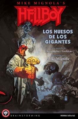 Hellboy: los huesos de los gigantes. Brainstorming