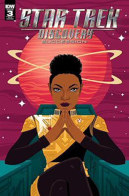Star Trek: Discovery - Succession (Comic Book) #3
