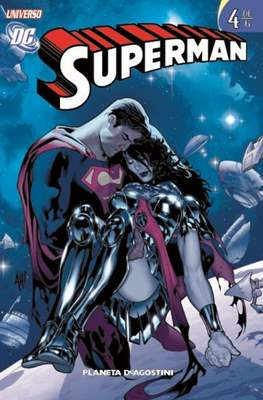 Universo DC: Superman (Rústica 240 páginas) #4