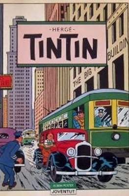 Álbum póster Tintín
