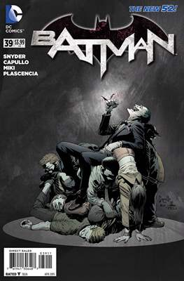 Batman (2012-2017) (Grapa) #39