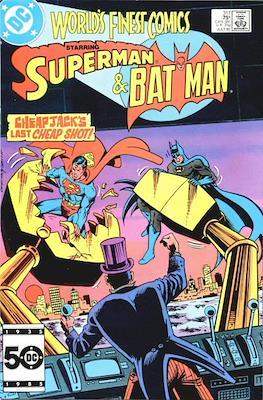 World's Finest Comics (1941-1986) (Grapa) #317