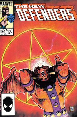 The Defenders vol.1 (1972-1986) (Comic Book 32 pp) #136