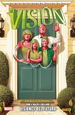La Visión. 100% Marvel (Rústica 144 pp) #1