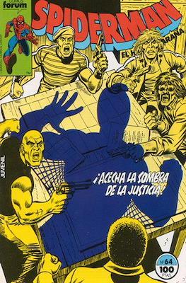 Spiderman Vol. 1 / El Espectacular Spiderman (1983-1994) (Grapa 32-48 pp) #64