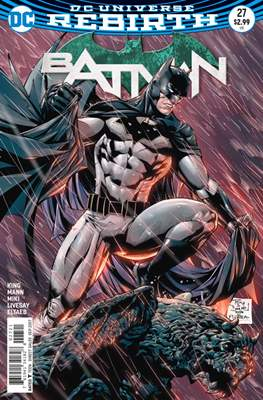 Batman Vol. 3 (2016- Variant Covers) (Comic Book) #27.1