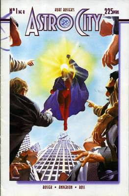 Astro City (Grapa 24 pp) #1