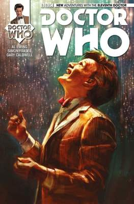 Doctor Who: The Eleventh Doctor (Comic Book) #2