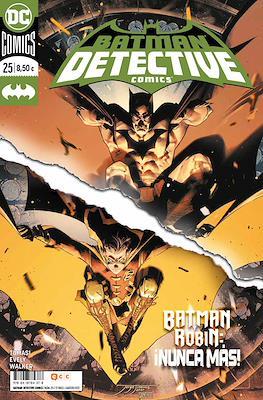Batman: Detective Comics. Renacimiento #25