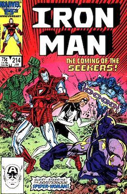 Iron Man Vol. 1 (1968-1996) (Comic book) #214
