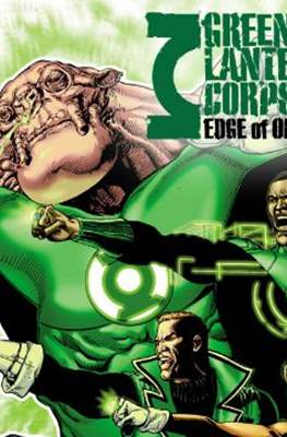 Green Lantern Corps : Edge of Oblivion