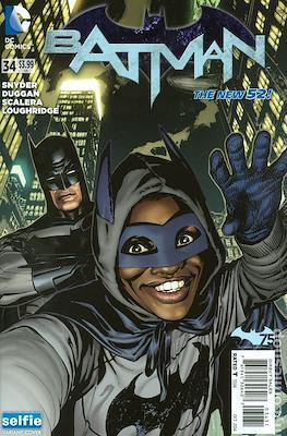 Batman Vol. 2 (2011-2016 Variant Covers) (Comic Book) #34