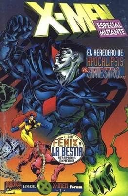 X-Men Vol. 2 / Nuevos X-Men Especiales (1996-2002) (Grapa 40-56 pp) #1
