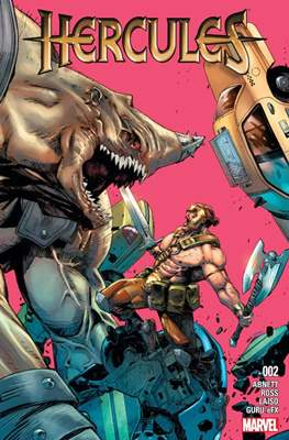 Hercules Vol. 4 (Comic-Book) #2