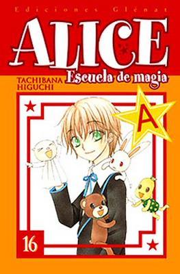Alice. Escuela de magia (Rústica con sobrecubierta) #16