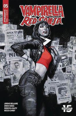 Vampirella / Red Sonja (Comic Book) #5