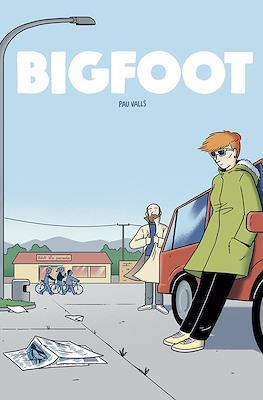 Bigfoot (Digital) #