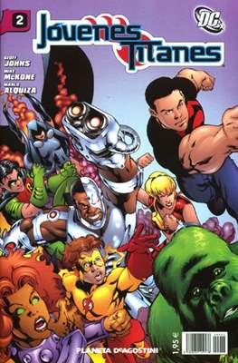 Jóvenes Titanes (2005-2007) #2