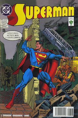 Supermán (1986-2001) (Grapa) #306