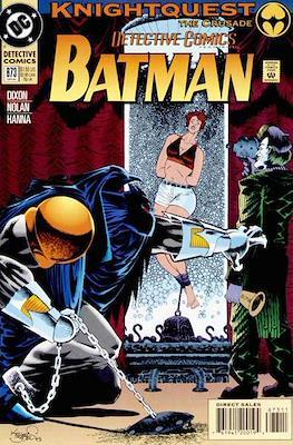 Detective Comics Vol. 1 (1937-2011; 2016-) (Comic Book) #673