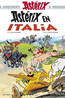 Astérix (2016) (Cartoné, lomo con mancha de Asterix) #37