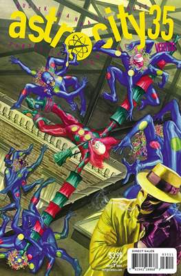 Astro City (Comic Book) #35