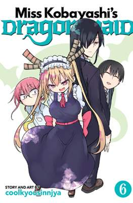 Miss Kobayashi's Dragon Maid (Softcover) #6