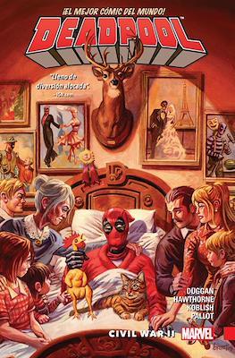 Deadpool (2016-2018) (Rústica) #5