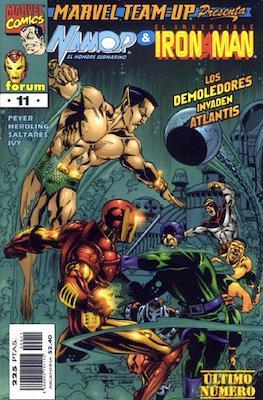 Marvel Team-Up Presenta (1998-1999) (Grapa 24 pp) #11