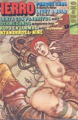 Fierro (Grapa (1984-1992) Primera época) #46