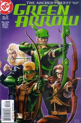 Green Arrow Vol. 3 (2001-2007) (Comic book) #21