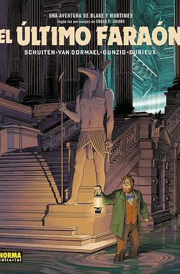 El último faraón - Una aventura de Blake y Mortimer