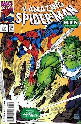 The Amazing Spider-Man Vol. 1 (1963-1998) (Comic-book) #381