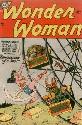 Wonder Woman Vol.1 (1942-1986; 2020-) (Comic Book) #67