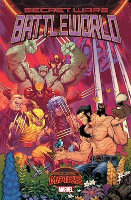 Secret Wars: Battleworld (Comic-book) #3