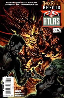 Agents of Atlas Vol. 2 (2009) #7