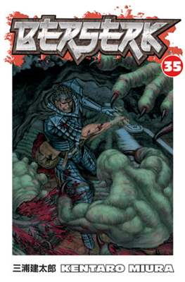 Berserk (Softcover) #35