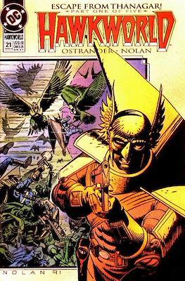 Hawkworld (Comic Book) #21